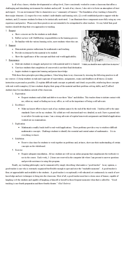 education philosophy outline and rationale Program rationale and philosophy physical education (k–12) /1 ©alberta learning, alberta, canada (2000) a program rationale and philosophy the aim of the kindergarten to grade 12 physical education program is to enable individuals to develop the knowledge, skills and attitudes.